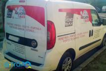 Marquage Fiat Doblo