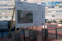 Panneau de chantier 2m x 3m