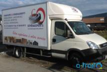 Habillage caisses de camions et cabine