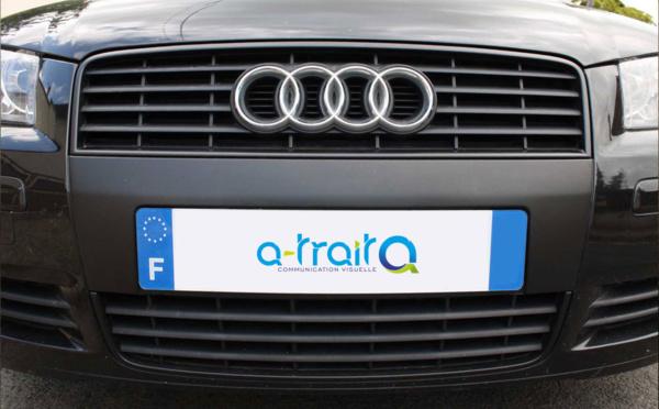 Personnalisation calandre Audi A3