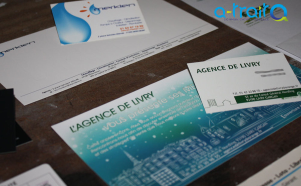 Carte de correspondance / vœux