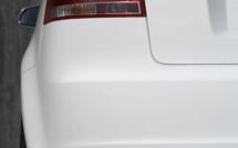 Audi A3 Total BLANC MAT