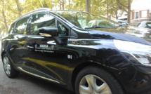 Marquage adhésif sobre sur flotte de véhicules