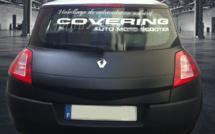 Renault Mégane total covering