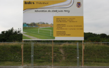 Panneau grand format 4,80m x 3,20m PVC rigide